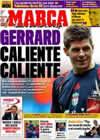 Portada diario Marca del 2 de Junio de 2010