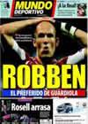 Portada Mundo Deportivo del 2 de Junio de 2010