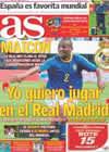 Portada diario AS del 3 de Junio de 2010