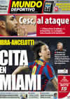 Portada Mundo Deportivo del 3 de Junio de 2010