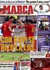 Portada diario Marca del 4 de Junio de 2010