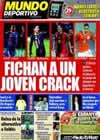 Portada Mundo Deportivo del 4 de Junio de 2010