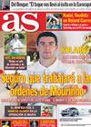 Portada diario AS del 5 de Junio de 2010