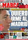 Portada diario Marca del 6 de Junio de 2010