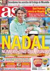 Portada diario AS del 7 de Junio de 2010