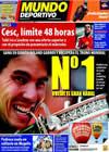 Portada Mundo Deportivo del 7 de Junio de 2010