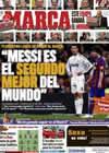 Portada diario Marca del 8 de Junio de 2010