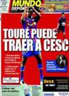 Portada Mundo Deportivo del 8 de Junio de 2010