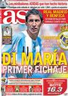 Portada diario AS del 10 de Junio de 2010