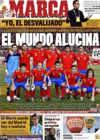 Portada diario Marca del 10 de Junio de 2010