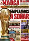 Portada diario Marca del 11 de Junio de 2010