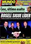 Portada Mundo Deportivo del 11 de Junio de 2010