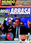 Portada Mundo Deportivo del 14 de Junio de 2010