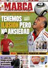 Portada diario Marca del 15 de Junio de 2010
