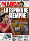 Portada diario Marca del 17 de Junio de 2010
