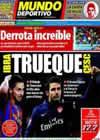 Portada Mundo Deportivo del 17 de Junio de 2010