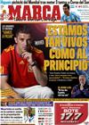 Portada diario Marca del 18 de Junio de 2010