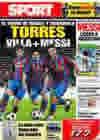 Portada diario Sport del 18 de Junio de 2010