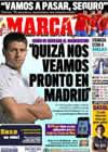 Portada diario Marca del 20 de Junio de 2010