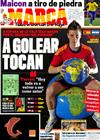 Portada diario Marca del 21 de Junio de 2010
