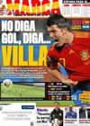 Portada diario Marca del 22 de Junio de 2010