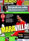 Portada Mundo Deportivo del 22 de Junio de 2010