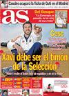 Portada diario AS del 23 de Junio de 2010