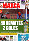 Portada diario Marca del 23 de Junio de 2010