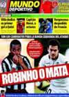 Portada Mundo Deportivo del 23 de Junio de 2010