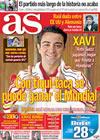Portada diario AS del 24 de Junio de 2010