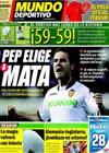 Portada Mundo Deportivo del 24 de Junio de 2010