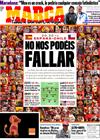 Portada diario Marca del 25 de Junio de 2010