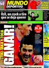 Portada Mundo Deportivo del 25 de Junio de 2010