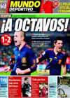 Portada Mundo Deportivo del 26 de Junio de 2010