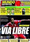 Portada Mundo Deportivo del 27 de Junio de 2010