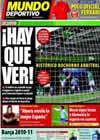 Portada Mundo Deportivo del 28 de Junio de 2010