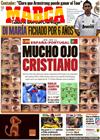 Portada diario Marca del 29 de Junio de 2010