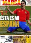 Portada diario Marca del 30 de Junio de 2010