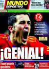 Portada Mundo Deportivo del 30 de Junio de 2010