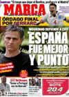 Portada diario Marca del 1 de Julio de 2010