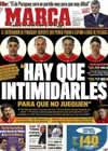 Portada diario Marca del 2 de Julio de 2010