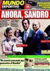 Portada Mundo Deportivo del 2 de Julio de 2010
