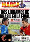 Portada diario Marca del 3 de Julio de 2010