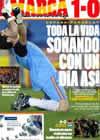 Portada diario Marca del 4 de Julio de 2010