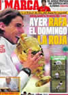Portada diario Marca del 5 de Julio de 2010