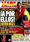 Portada diario Marca del 7 de Julio de 2010