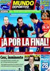 Portada Mundo Deportivo del 7 de Julio de 2010