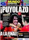 Portada Mundo Deportivo del 8 de Julio de 2010