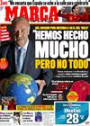 Portada diario Marca del 9 de Julio de 2010