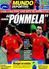 Portada Mundo Deportivo del 9 de Julio de 2010